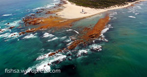 Cape Recife aerial photo